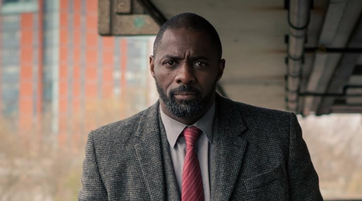 Idris Elba Serious 4K Wallpaper 2412