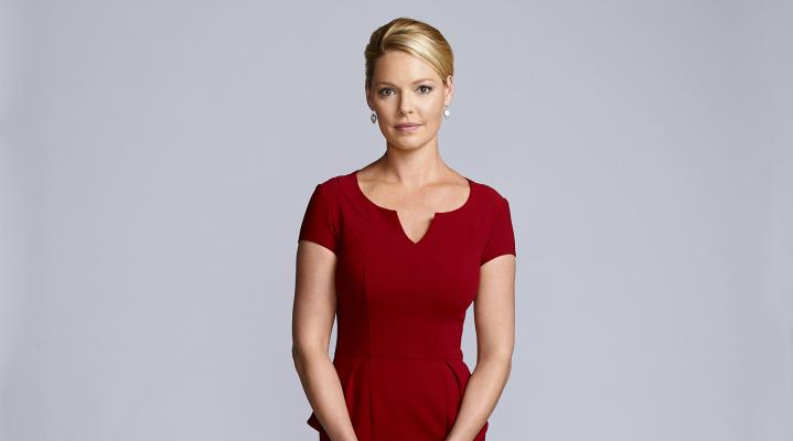Katherine Heigl Hot Actress 4K Wallpaper 2506