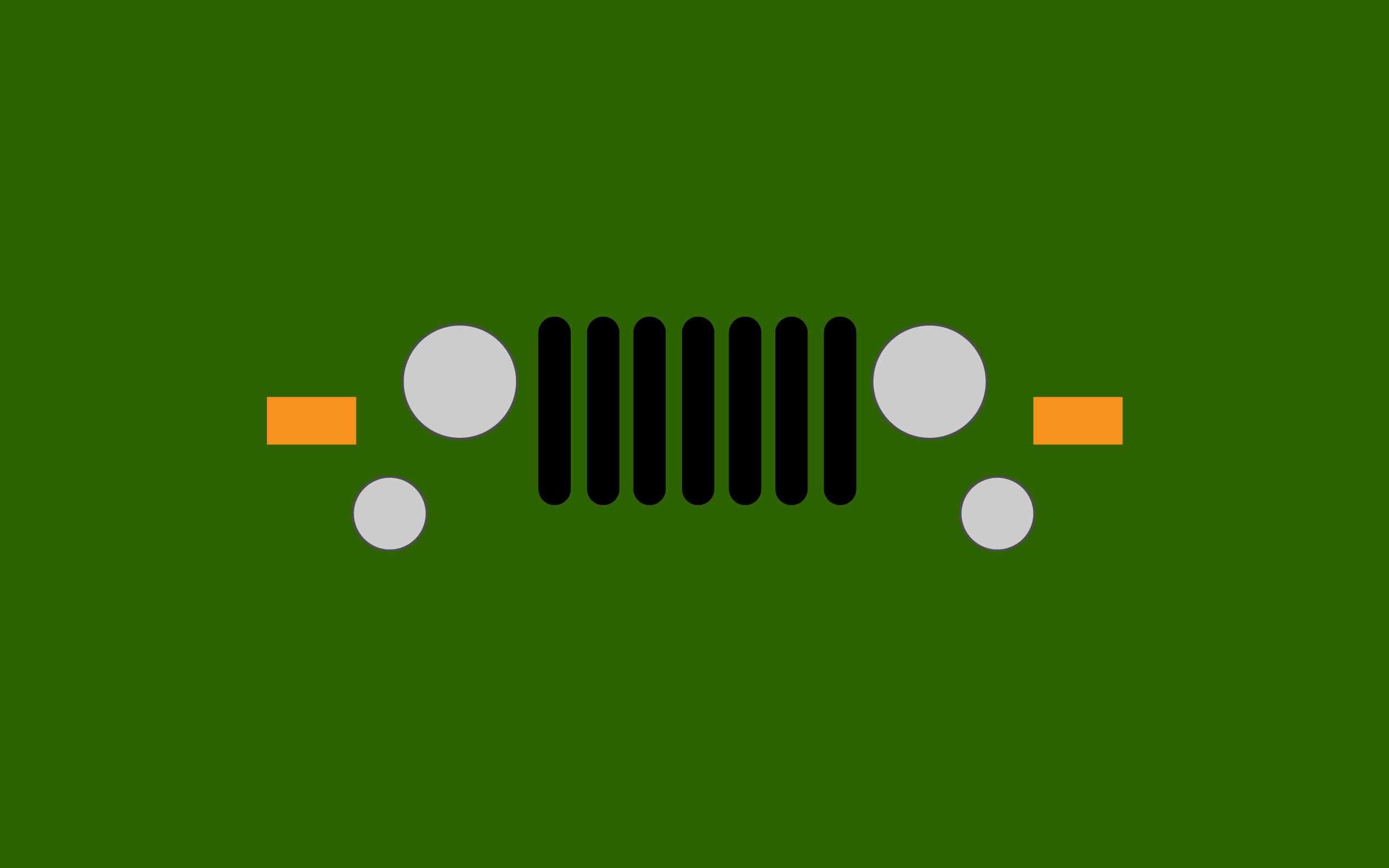 green jeep hd wallpaper 2431