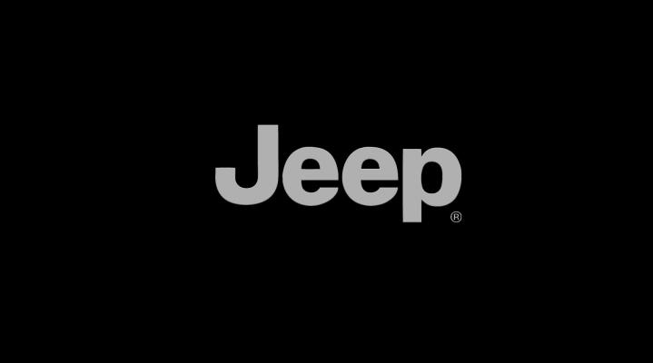 Black Grey Jeep Logo HD Wallpaper 2430