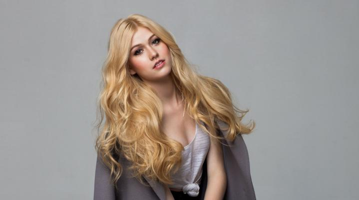Katherine McNamara Beautiful Actress HD Wallpaper 2523
