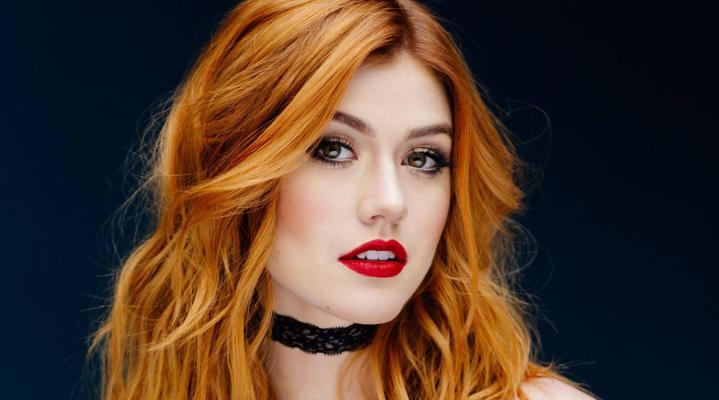 Katherine McNamara Beautiful Actress HD Wallpaper 2524