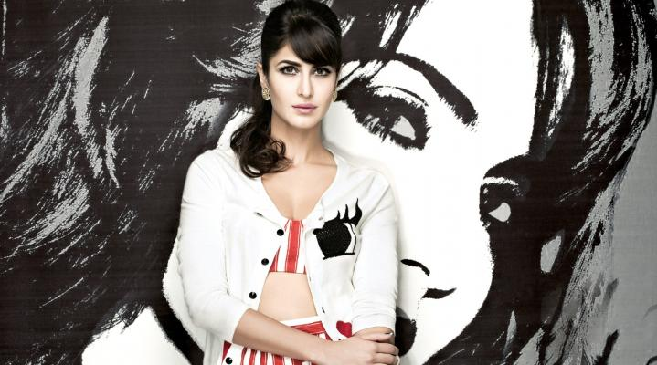 Katrina Kaif Bollywood Actress 4K Wallpaper 2535
