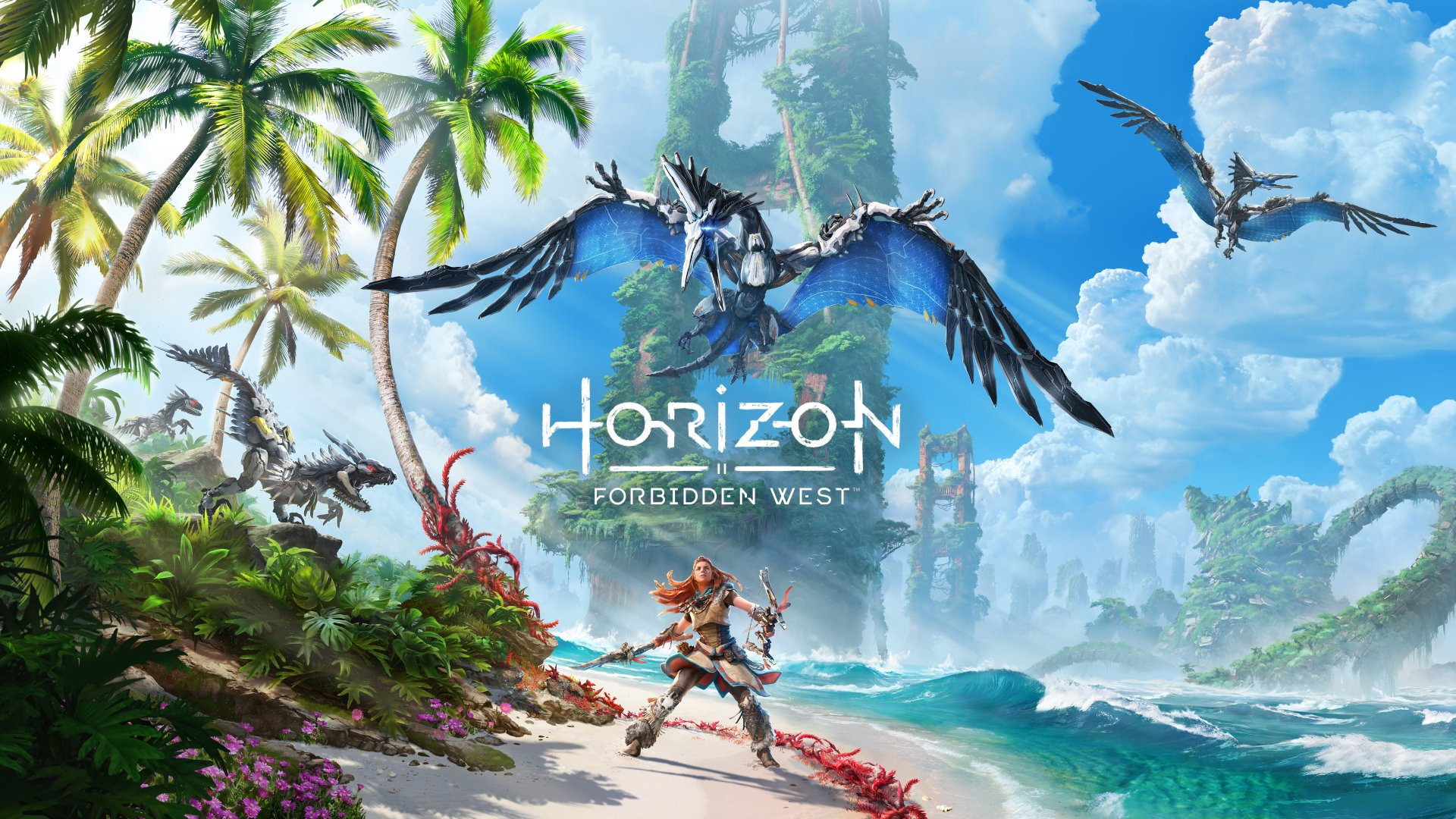 horizon forbidden west 4k wallpaper 2388