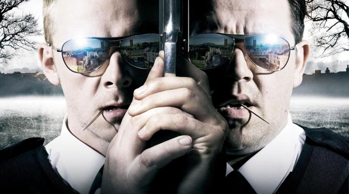 Hot Fuzz Movie HD Wallpaper 2377