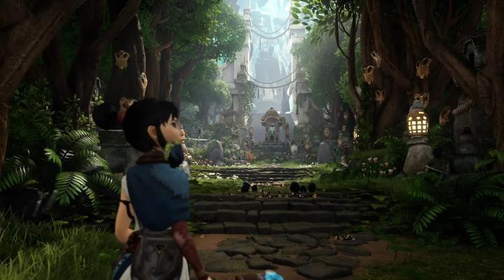 Kena Bridge of Spirits Video Game HD Wallpaper 2573