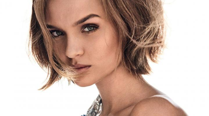 Josephine Skriver Fashion Model 4K Wallpaper 2462