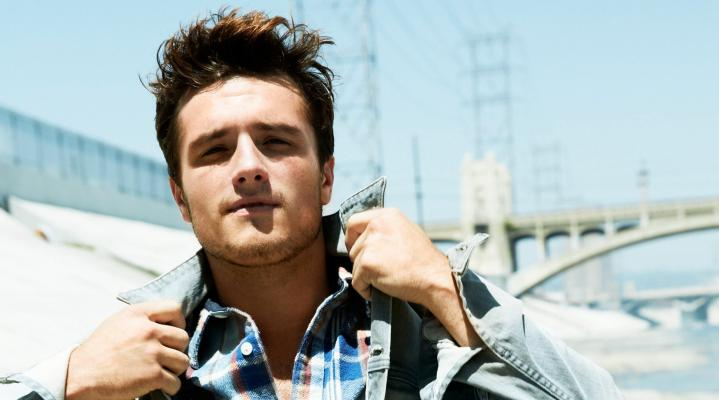 Josh Hutcherson Hot Actor HD Wallpaper 2471