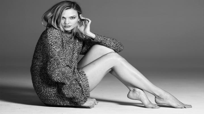 Karlie Kloss Fashion Model 4K Wallpaper 2478