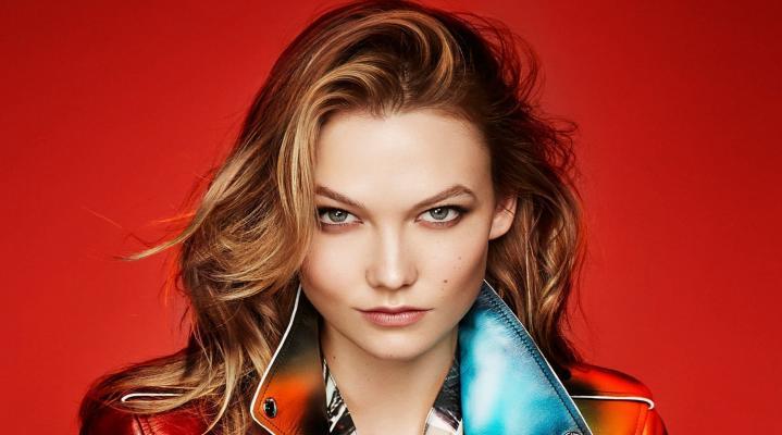 Karlie Kloss Fashion Model 4K Wallpaper 2479