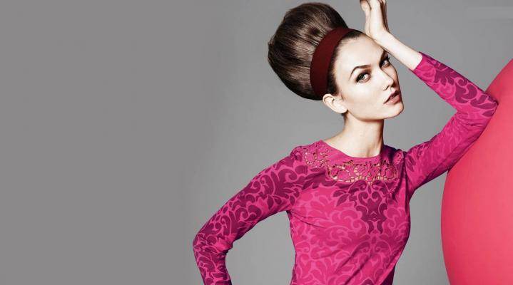 Karlie Kloss Fashion Model 4K Wallpaper 2480